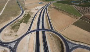 Autovia A33 Murcia / Motorway A-33 Murcia