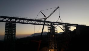 Viaducto Quise FGV. Alicante / Viaduct Quisi FGV. Alicante