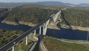 Plataforma de la línea de Alta Velocidad Madrid-Extremadura-Talayuela-Cáceres / Platform for the HST line Madrid–Extremadura–Talayuela–Cáceres