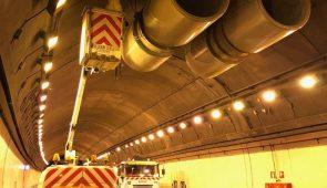 Conservación A-7. Túneles Lorca (Murcia) / Maintenance A-7. Lorca Tunnels (Murcia)