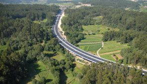 Autovia de Salnes, España / Salnés Highway Spain