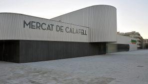 Mercado Municipal de Calafell / Municipal market of calafell
