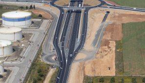 Nuevo acceso a Son Ferriol y Son Llàtzer y enlaces entre la Ma-15, Ma-15D, Ma-3011 y la Ma-30 ( Mallorca) /  New access to Son Ferriol and Son LLàtzer and intersection between Ma-15, Ma-15D, Ma-3011 and Ma-30 (Mallorca)