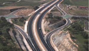 Carretera de la Plata, Extremadura  (España) /  La Plata Road, Extremadura (Spain)