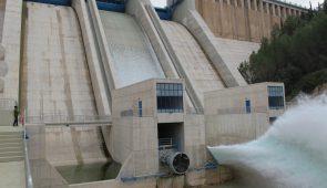 Presa de Alarcón (Cuenca) / Alarco´s Dam (Cuenca)