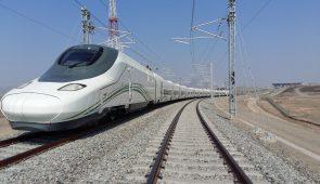 Alta Velocidad, Medina-La Meca, Arabia Saudi / Haramain High Speed Railway, Saudi Arabia