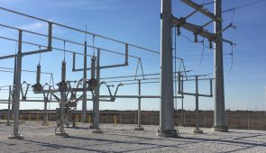 Subestación eléctrica para CAF en Corella (Navarra) / Electrical subtation for CAF in Corella (Navarra)