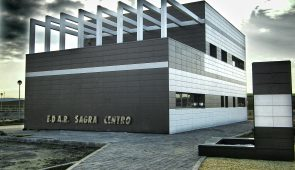 Edar de Villaluenga de la Sagra (Toledo) / Joint Sewage Treament Plant (E.D.A.R) Villaluenga de la Sagra. Toledo